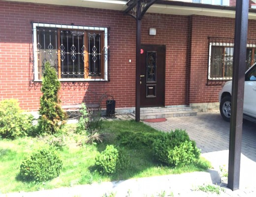 5-room townhouse, Baganashil, Residential Compound Alatau